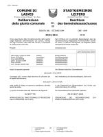 Risikokatalog dt - Comune di Laives