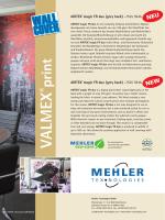 VA LM EX ® print - Mehler Texnologies