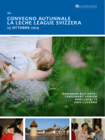Invito (PDF) - La Leche League Schweiz