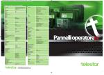 Pannelli operatore