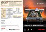 Brochure Mimaki JFX500-2131