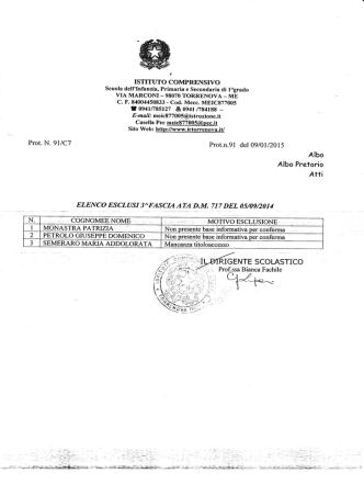 Calendario lavori parlamentari, settimana dal 16
