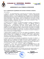 Prot. n.2497/C7 Castrovillari, 27 marzo 2015 All`Albo Al Sito Internet
