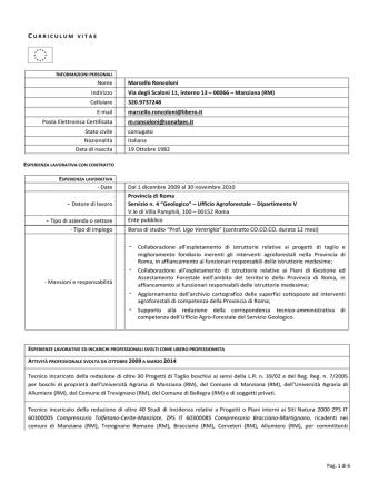 Comunicato ufficiale N.35 - Polisportiva Libertas Casiratese