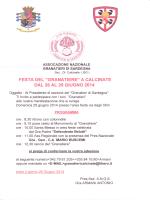 Decreto di riconoscimento Gabriella Maria Novello