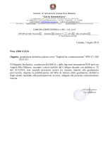 RINTRACCIABILITA Norma UNI EN ISO 22005:2008