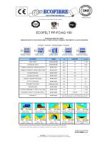 ECOFELT PP-FC/AG 150