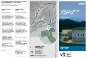 DaLLa GueRRa aLLa PaCe - Trentino Grande Guerra