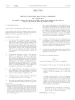 Direttiva di esecuzione 2014/37/UE della Commissione, del