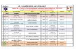 Programma dettagliato - CAI Sezione di Antrodoco
