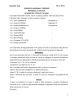sentenza pronunciata dal medesimo CNF il 18/03/2014 n. 26