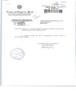 Dpcm del 24 aprile 2014 - Dipartimento della Protezione Civile