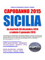 Sicilia a Capodanno -Baldini -
