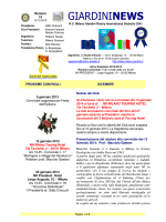 dicembre - Rotary Club Milano Giardini