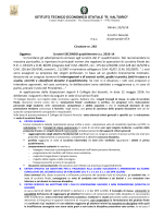 Scrutini SECONDO quadrimestre a.s. 2013-14