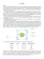 Atomo e struttura atomica - aggiornato - ITI Copernico