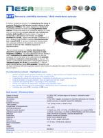 SUT Sensore umidità terreno / Soil moisture sensor