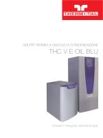THC V E OIL BLU