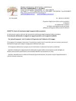 Circ 58 /pubbl Ve - Mestre, 8.10.2014 Ai genitori degli alunni della