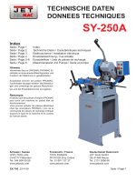 SY-250A - Promac