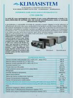 CTO-3200 DC - Klimasistem