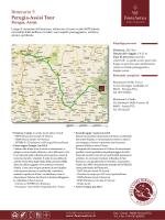 Itinerario 5 Perugia