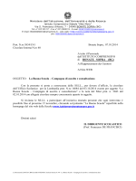 Prot. N.ro 5834/C41 Bonate Sopra, 07.10.2014 Circolare Interna N