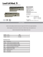 Load Cell Mod. TI