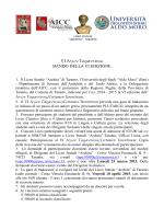 VI AGONE TARANTINO-2 - Associazione Italiana di Cultura