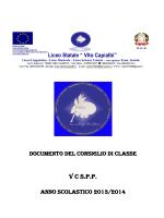 """V C S.P.P. - """"Vito Capialbi"""" Vibo Valentia"""