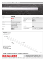 scheda tecnica - data sheet 6419 SPOOK