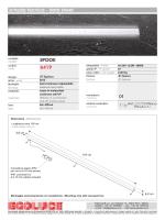 scheda tecnica - data sheet 6419 SPOOK