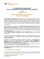 Sintesi di A. Cammelli (pdf)