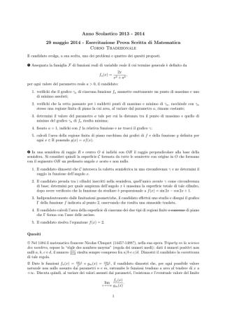 Compitone 2014 - Liceo Copernico