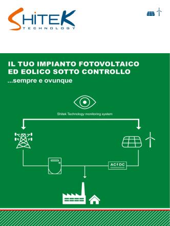 Brochure Fotovoltaico