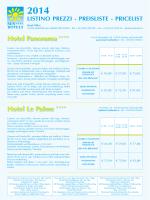 Hotel Panorama Hotel Le Palme