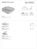 scheda tecnica - Ceramica Globo