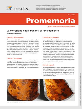 Corrosione negli impianti di riscaldamento 436 KB pdf