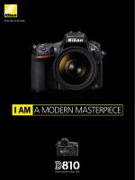 D810 - Nikon
