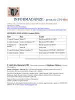 INFORMADANZE -‐ gennaio 2014bis