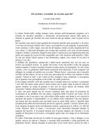 Gli zucchini e i contadini: un racconto apocrifo? Loretta Gatto