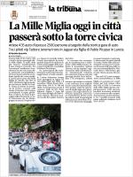 La Tribuna 15-05-2014 - Comune di Castelfranco Veneto