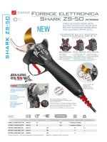 Forbice elettronica Shark ZS-50