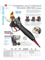Forbice elettronica Shark ZS-50