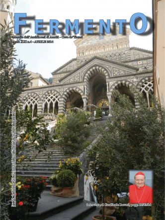 Aprile 2014 - Arcidiocesi di Amalfi