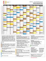 Abfall-Kalender 2014 - Gemeinde Kirchzarten
