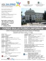 CORSO SULLE FLEBO