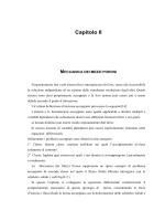 Capitolo II MECCANICA DEI MEZZI POROSI