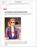 Rassegna Stampa Online 26 09.03 10_Online
