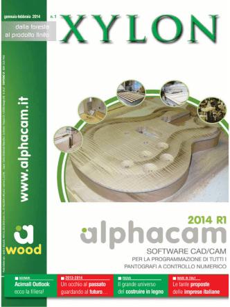 dalla foresta al prodotto finito - XYLON